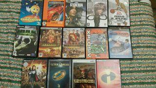 Pack juegos PC