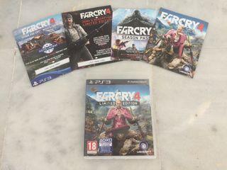 Juego Farcry 4 para Play 3
