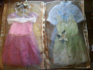 Vestidos Princesa Disney