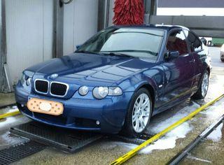 BMW 320TD compact 2004