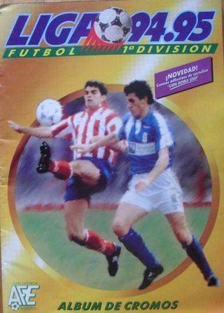 Album.Este 94/95.Con D'Alessandro, Amavisca, Kasac