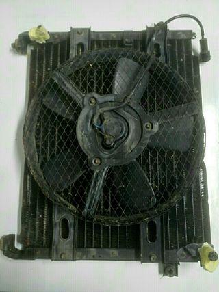 radiador aire acondicionado de vitara