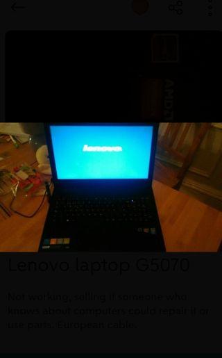 Lenovo G50-70 Laptop