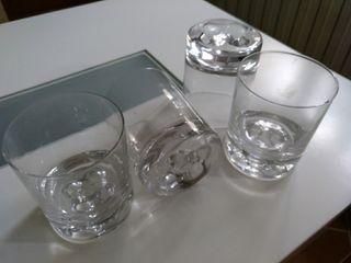 vasos de wisky