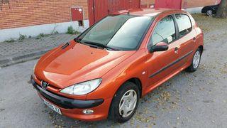 Peugeot 206 1.9diesel 2000