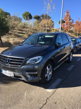 mercedes-benz Clase ML AMG