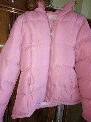 Chaqueton rosa