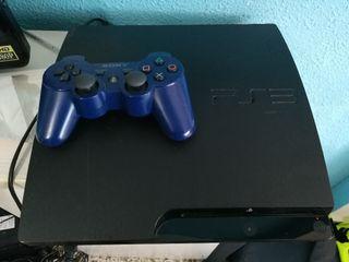 Playstation 3 con muchos juegos