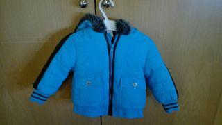 abrigo bebe niño 6-9 meses