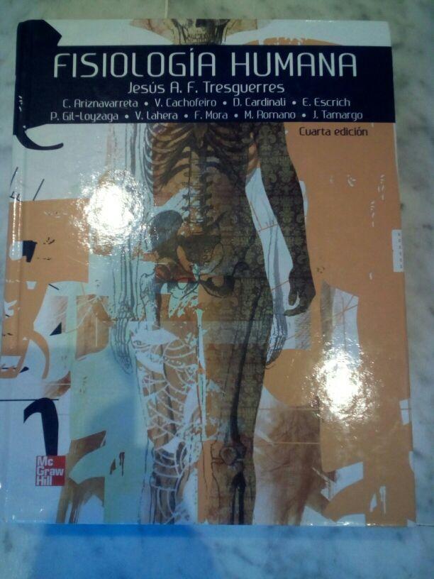 Tresguerres: Fisiologia Humana de segunda mano por 40 € en Córdoba ...