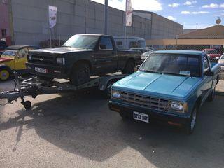 chevrolet S10 pickup 4,0 V6 automatico