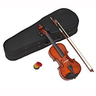 Violin 1/4 madera infantil