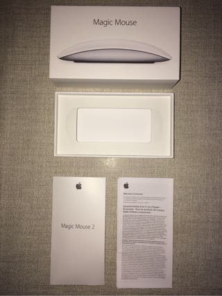 Caja magic mouse apple