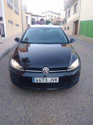 Volkswagen Golf VII 1.6 tdi xenón piel parktronic
