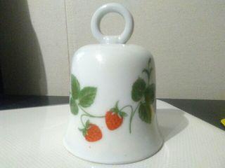 Campanilla porcelana de Limoges