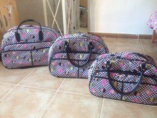 Juego 3 maletas