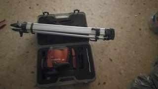 Laser nivelación profesional