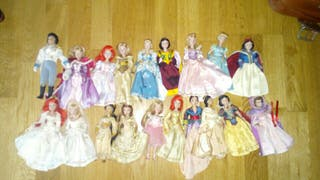 princesas disney porcelana