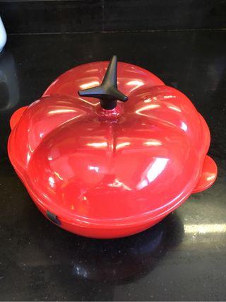 Olla Le Creuset tomate