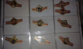 vitolas y sellos tabaco
