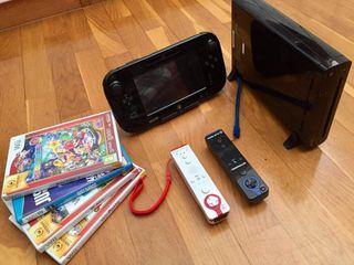 Wii U, mandos y juegos