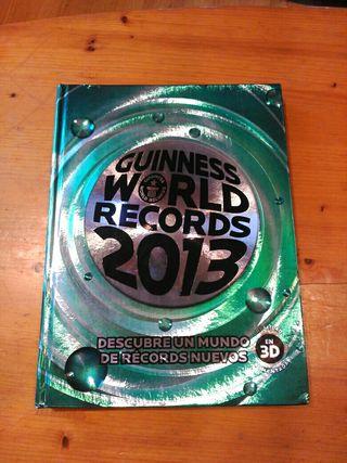 Libro records Guinness 2013