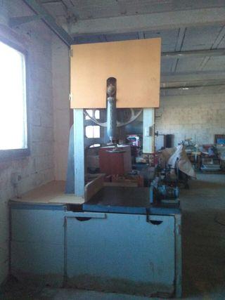 maquinaria de carpineria