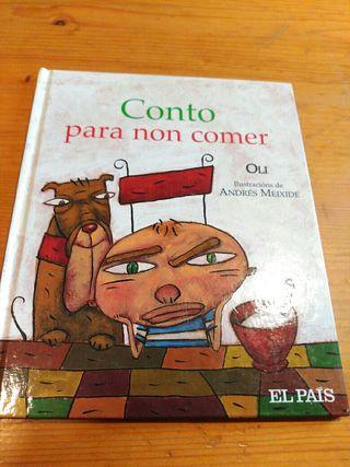 Libro infantil en galego