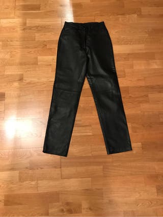 Pantalones piel