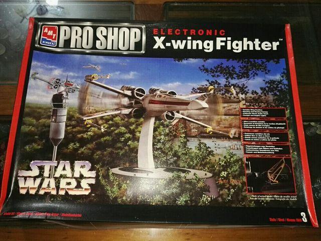 STAR WARS Xwing Shop Pro Maqueta