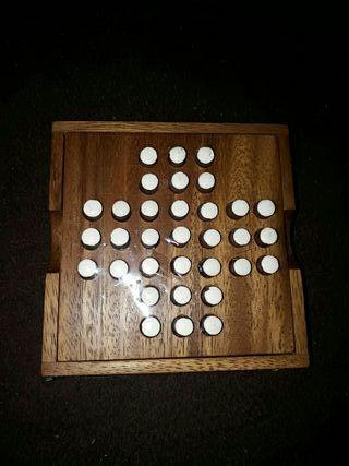 Juegos madera.