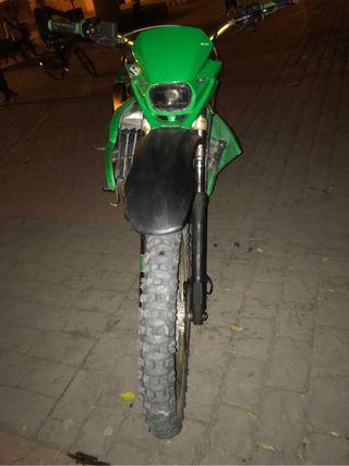 Yamaha DT 50 SMX