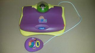 Ordenador portatil Dora la exploradora