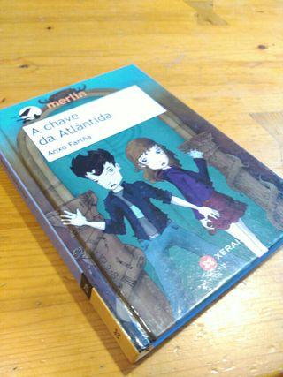 Libro infantil-xuvenil en galego