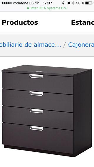 Segunda Cajonera Provincia En De La Ikea Mano Wallapop Murcia TlKJF13c