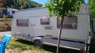 REBAJADA!!! Caravana Burtsner 460TS 2005