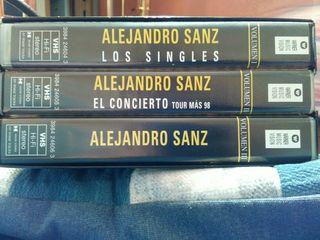 VHS Alejandro Sanz