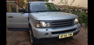 Range Rover HSE 2.7 Diesel