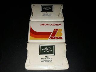 Jaboncitos Iberia, Lavanda Puig