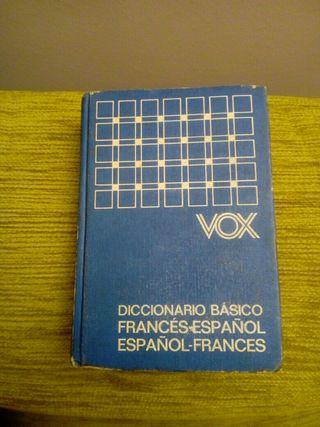 dicionario frances- español