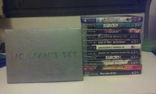 Videojuegos PS3/PS4