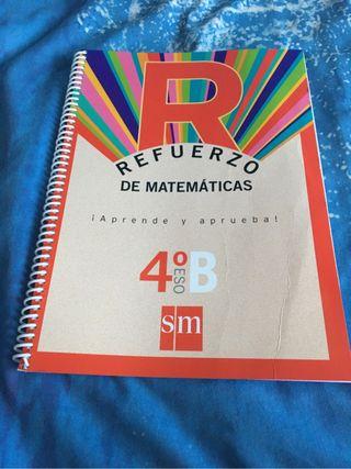 Libro repaso Matematicas