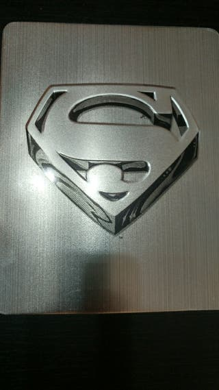 Cofre Superman Ultimate Collector's edition