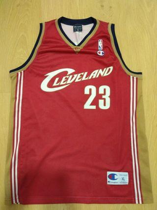 Camiseta Cleveland Lebron James