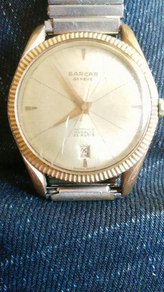 Reloj ORO vintage d`los 60 OFERTON