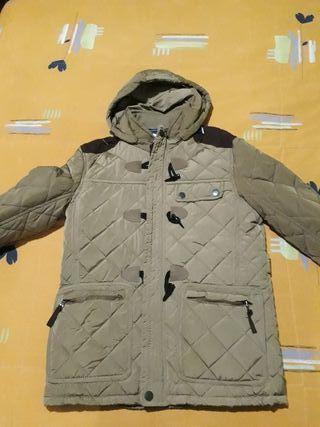 chaqueta de hombre sin usar