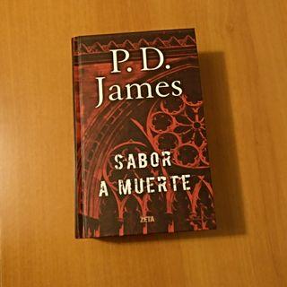 Libros de misterio - PD James