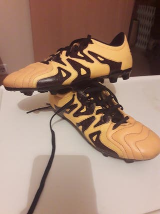 Zapatillas adidas fútbol talla 37 1/2
