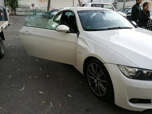 BMW 320 d coupe 2009