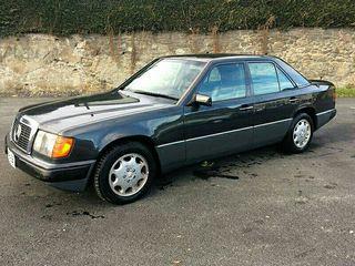 Mercedes-Benz 300 -D Turbo Diesel 1992